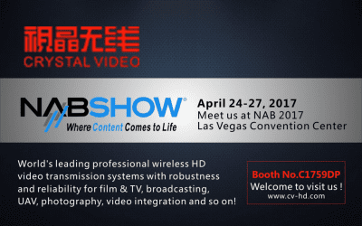 Meet Us At NAB 2017 Las Vegas Convention Center