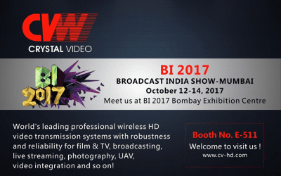 Meet Us At BI2017 Bombay Exhibition Centre