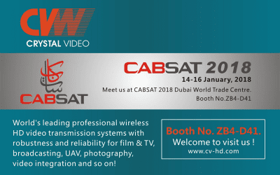 Meet Us At CABAST 2018 Dubai World Trade Centre